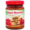 """Pate de piment rouge cabris Royal Bourbon""90g"